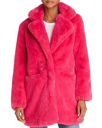 Apparis - Sophie Faux Fur Coat