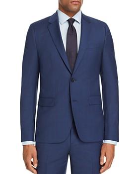 HUGO - Astian Tonal Glen Plaid Slim Fit Suit Jacket