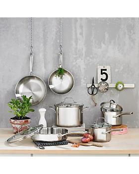 Calphalon - Classic Stainless Steel 10-Piece Cookware Set