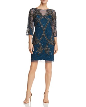 Aidan Mattox - Beaded Sheath Dress - 100% Exclusive