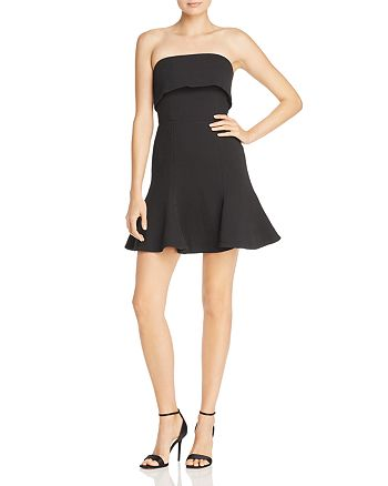 84d14196a3fd C/MEO Collective Apex Popover Mini Dress | Bloomingdale's