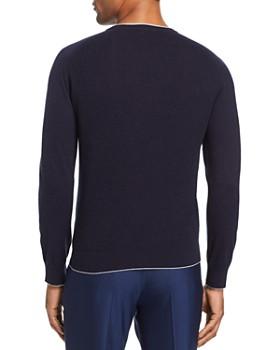 Z Zegna - Popcorn-Stitch Crewneck Sweater - 100% Exclusive