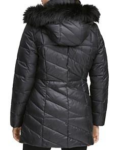 Marc New York - Shirley Hooded Faux Fur Trim Parka
