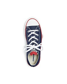 Converse - Unisex Heart Chuck Taylor Low-Top Sneakers - Toddler, Little Kid