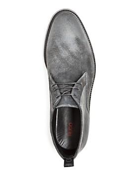 HUGO - Men's Bohemian Suede Chukka Boots