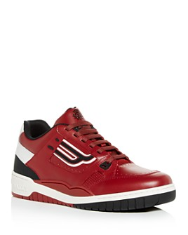 Bally - Men's Kuba Leather Low-Top Sneakers