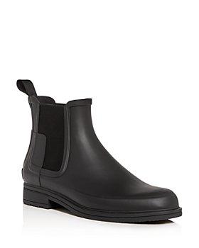 Hunter - Men's Original Refined Chelsea Rain Boots