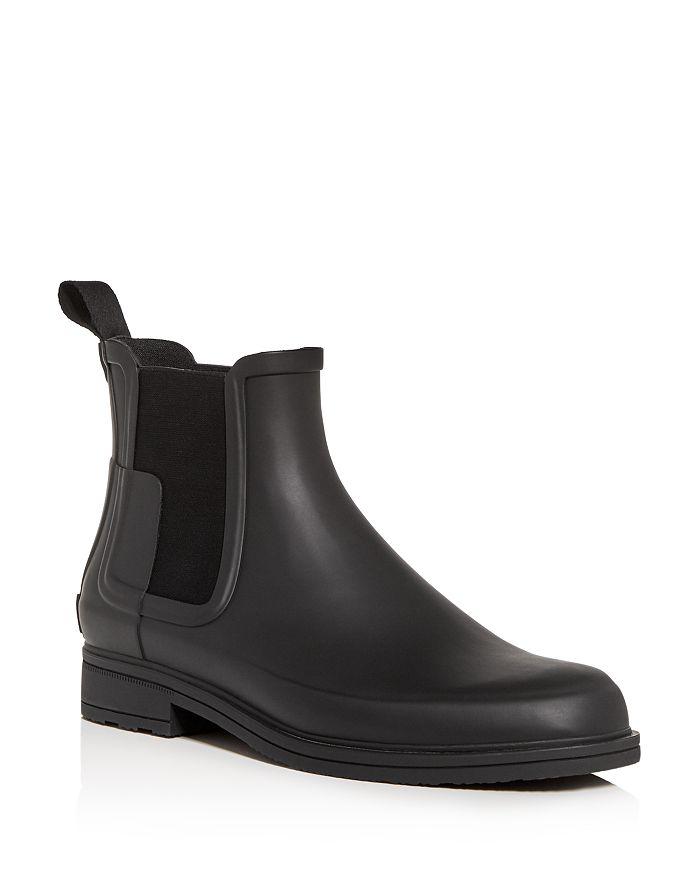 Hunter Men S Original Refined Chelsea Rain Boots Bloomingdale S