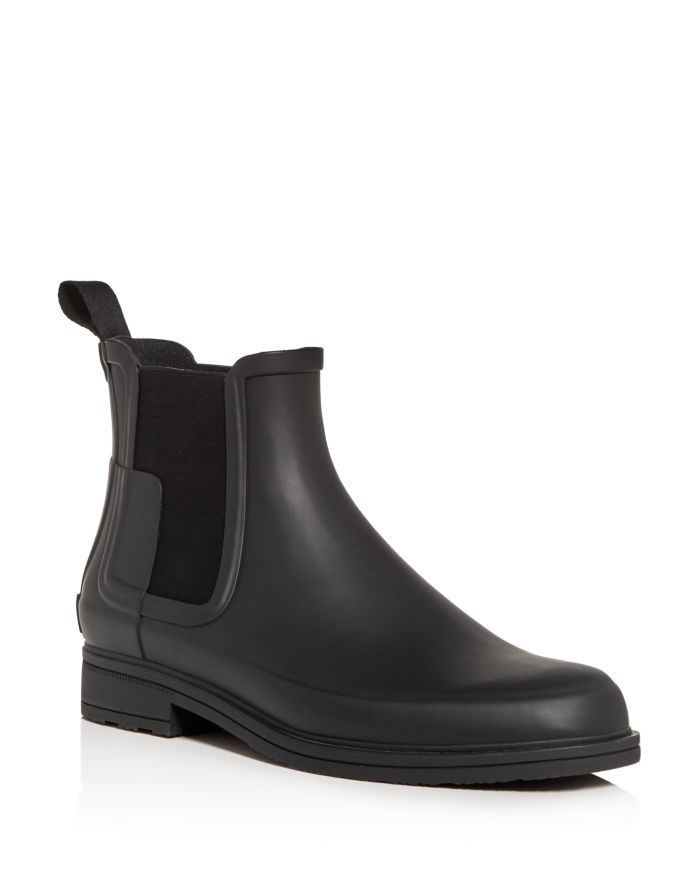 Hunter Men's Original Refined Chelsea Rain Boots  | Bloomingdale's
