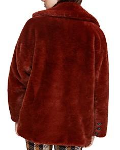 Free People - Kate Faux Fur Coat