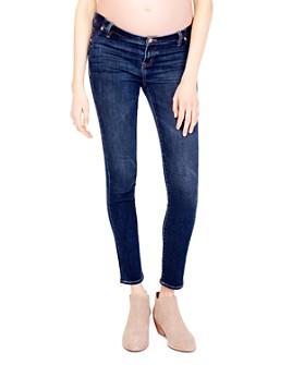 Ingrid & Isabel - Maternity Sasha Skinny Jeans in Faded Indigo