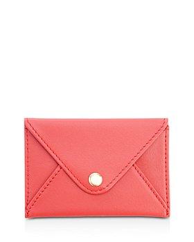 ROYCE New York - Leather Envelope Card Case
