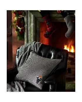 """Ralph Lauren - Bartley Bear Decorative Pillow, 20"""" x 20"""""""