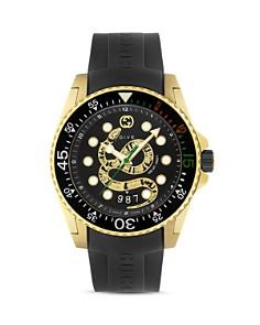 Gucci - Diver Black Watch, 45mm