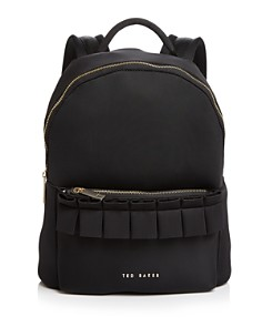 Ted Baker - Ruffled Backpack