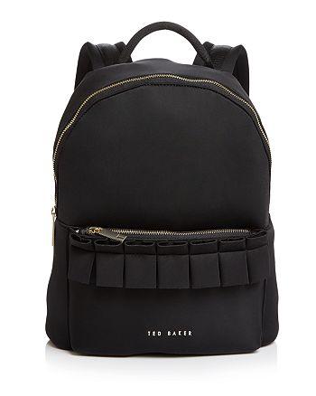 Ted Baker - Ruffled Backpack