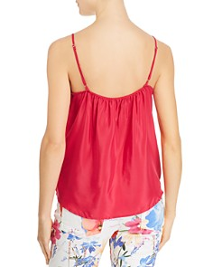 7 For All Mankind - Shirred Camisole Top