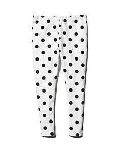 Mini Series - Girls' Polka Dot Leggings, Little Kid - 100% Exclusive