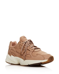 Adidas - Women's Falcon Color-Block Lace Up Sneakers