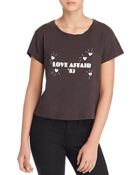 LNA - Love Affair Cropped Tee