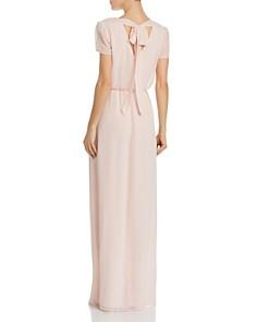 WAYF - Anna Blouson Maxi Dress