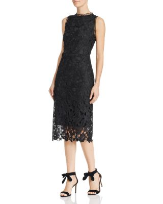 Peacock Lace Midi Dress by Sam Edelman