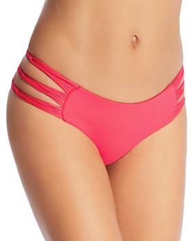 MIKOH - Velzyland String Side Bikini Bottom