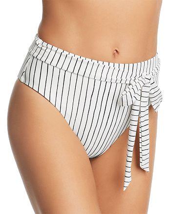 Vitamin A - Lola High-Waist Bikini Bottom