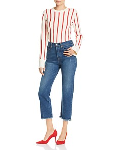 Equipment -  Amrit Stripe Sweater