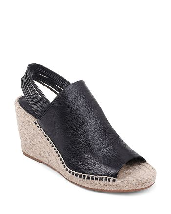 Splendid - Women's Simon Leather Espadrille Wedge Sandals