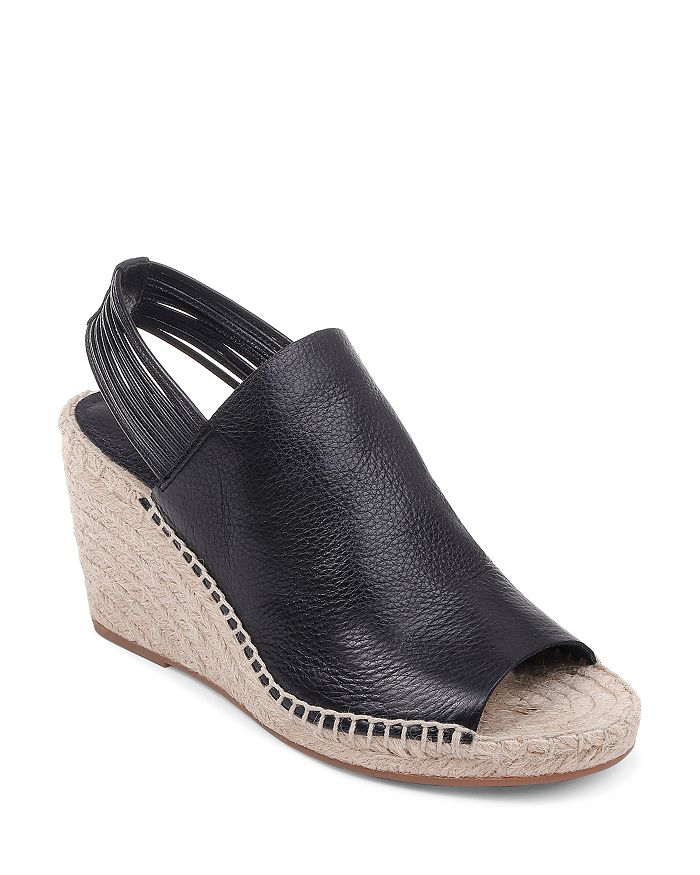 578ec0f31ad Women's Simon Leather Espadrille Wedge Sandals