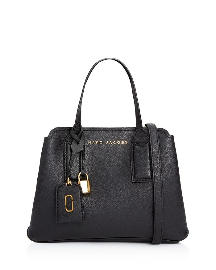 MARC JACOBS - The Editor Leather Satchel