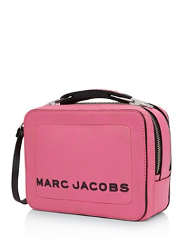 2889d5a9af4b ... MARC JACOBS - The Box Small Leather Crossbody