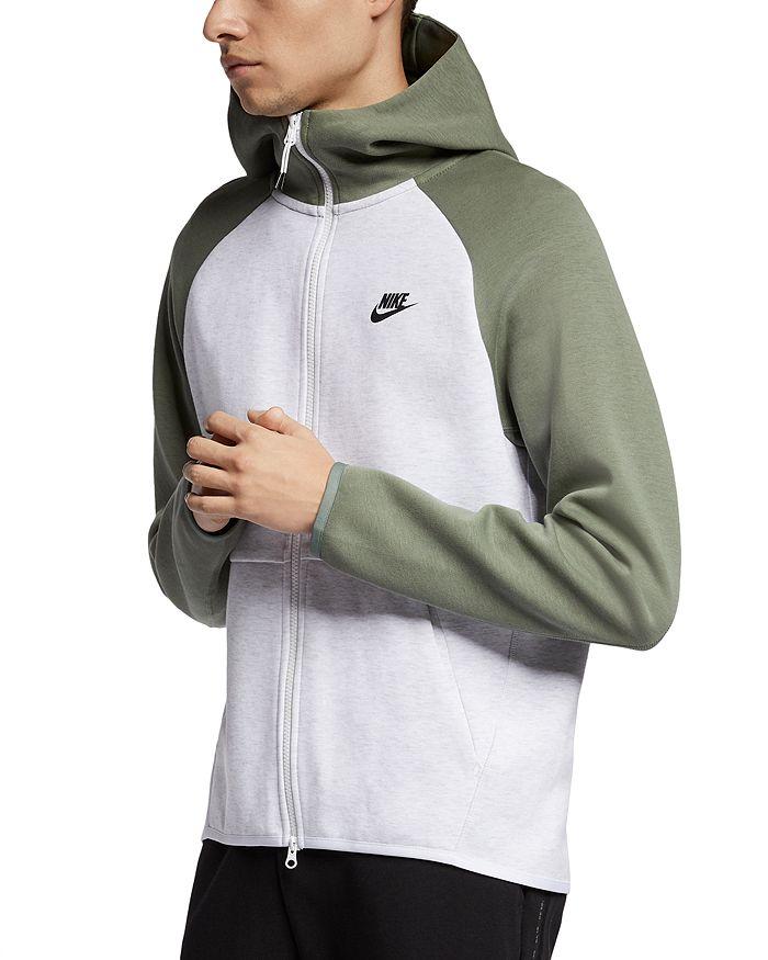 8438a29cece0 Nike - Tech Fleece Color-Block Hoodie