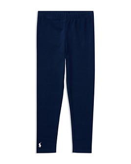 Ralph Lauren - Girls' Solid Leggings - Big Kid