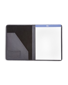 ROYCE New York - Leather Writing Portfolio & Organizer