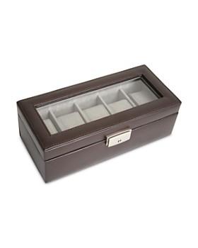 ROYCE New York - Leather Watch Box Display Case