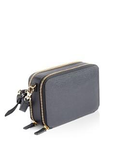 ROYCE New York - Mini Leather Crossbody