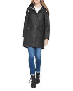 Levi's - Rubberized Fishtail Parka