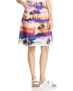 Ksenia Schnaider - Printed Skirt