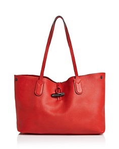 Longchamp - Roseau Essential Medium Shoulder Tote