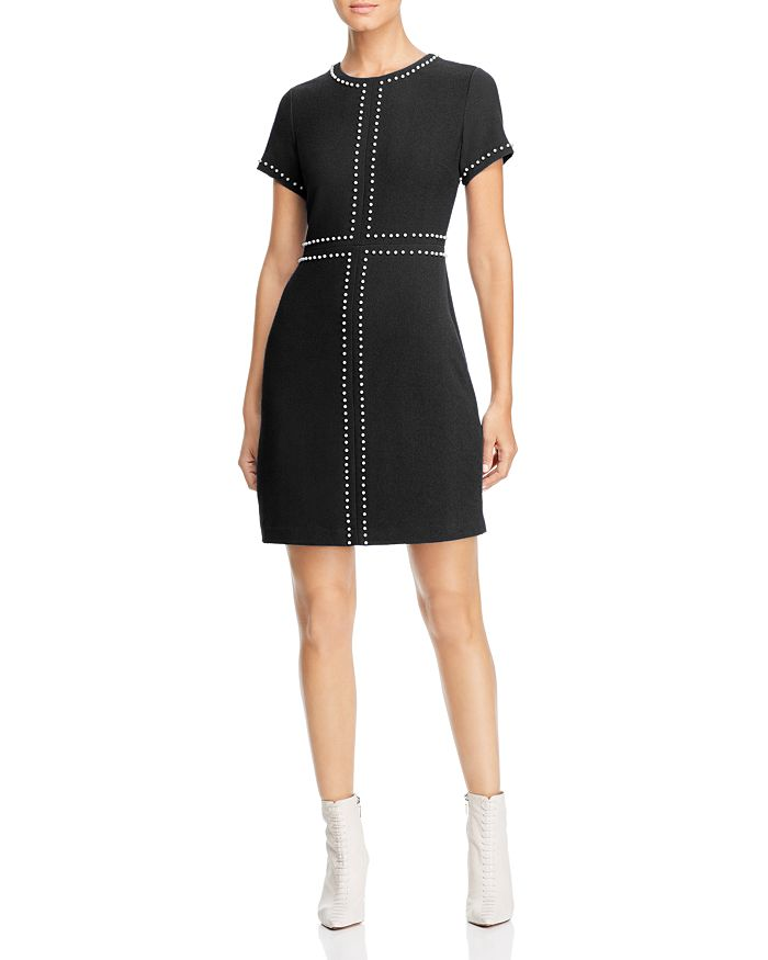 KARL LAGERFELD Paris - Embellished Mini Dress