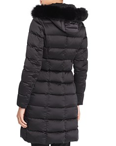 Herno - Fox Fur Trim Puffer Coat