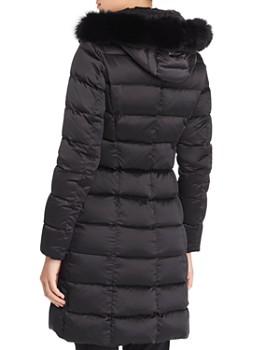 Herno - Fox Fur Trim Puffer Coat