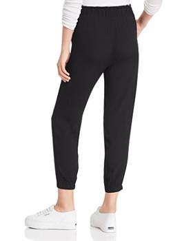 AQUA - Striped Jogger Pants - 100% Exclusive