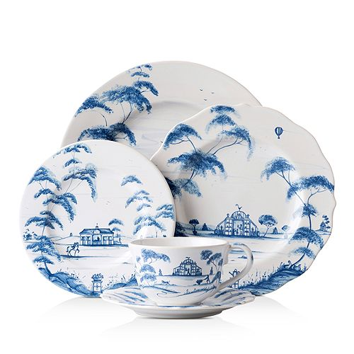 Juliska - Country Estate Delft Blue 5pc Setting