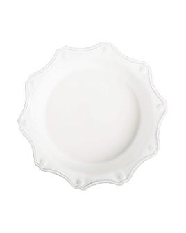 Juliska - Berry & Thread Whitewash Pie/Quiche Dish