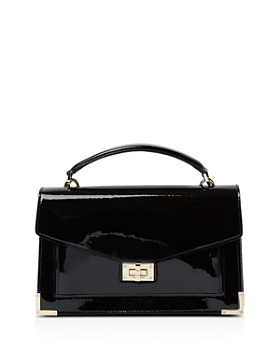 The Kooples - Emily Small Patent Leather Shoulder Bag
