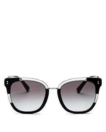 24e6567fa4 Valentino - Women s Oversized Square Sunglasses