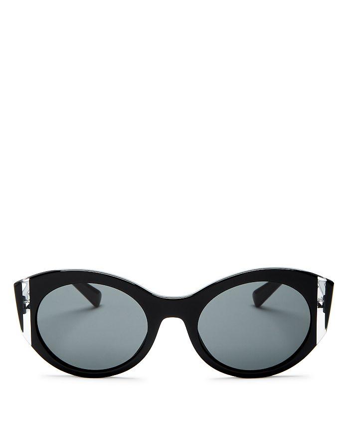 9d7961a077 Valentino - Women s Oval Sunglasses